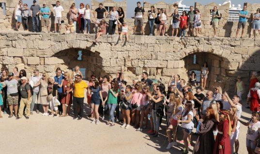 240τουριστικοί πράκτορες και συνεργάτες της ΤΕΖ TOUR φιλοξενήθηκαν το Σαββατοκύριακο στην Ρόδο.
