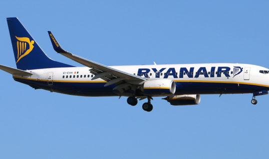 Τον Ιανουάριο αλλάζει την πολιτική αποσκευών η Ryanair