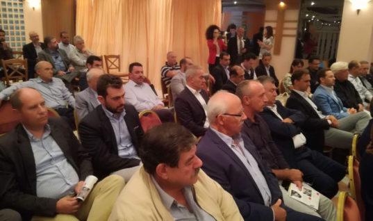 Συνάντηση ΣΕΤΕ – Μελών του και Παραγωγικών Φορέων στην Κρήτη