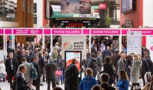 Διεθνής Τουριστική Έκθεση WTM του Λονδίνου