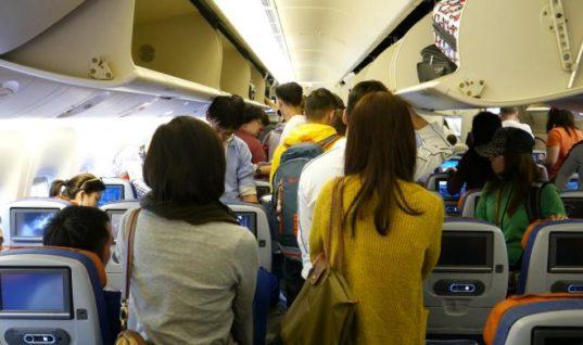 Αεροπορική εταιρεία σχεδιάζει ταξίδια με όρθιους επιβάτες (pic)