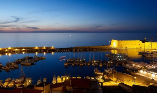 Κρήτη: Τουρισμός και τον χειμώνα -Φτάνουν 50.000 επισκέπτες  (Βίντεο)