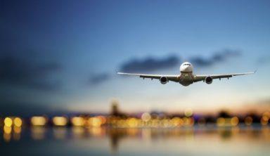 Το «πιο άχρηστο αεροδρόμιο του κόσμου» υποδέχτηκε την πρώτη εμπορική πτήση