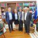 Συνάντηση Περιφερειάρχη Κρήτη με την Βρετανίδα Πρέσβη στην Ελλάδα