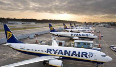 Ryanair: Μεγάλη «επένδυση» για το 2018 αλλά και δριμεία κριτική σε Σπίρτζη και Fraport