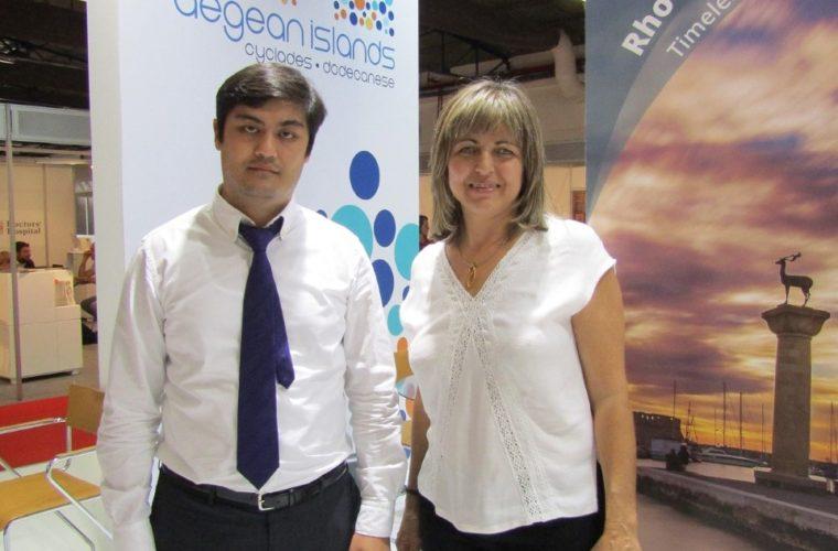 Σημαντικές συναντήσεις με τουριστικούς φορείς είχε η αντιδήμαρχος Τουρισμού κα Μαρίζα Χατζηλαζάρο (Pics)