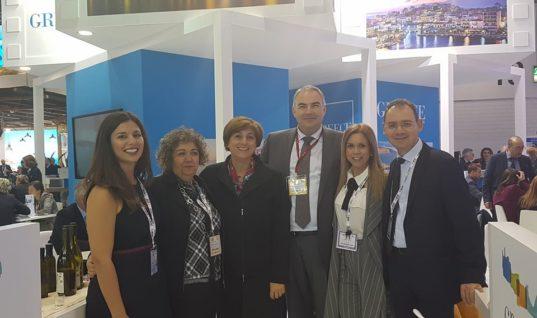 Μιχάλης Βαμιεδάκης: Η Κρήτη πρώτη δύναμη στον τουρισμό