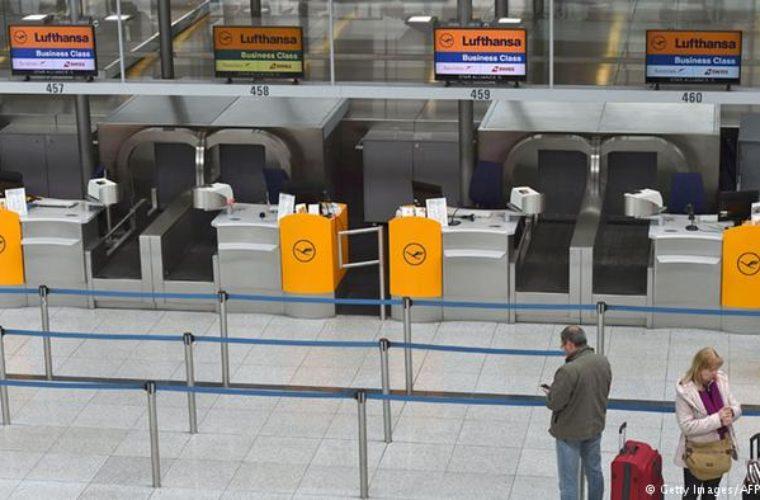 Εν αναμονή Ελλήνων αστυνομικών σε γερμανικά αεροδρόμια