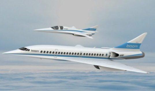 Το αεροσκάφος που θα κάνει τη διαδρομή Λονδίνο- Νέα Υόρκη σε 3 ώρες και 15 λεπτά
