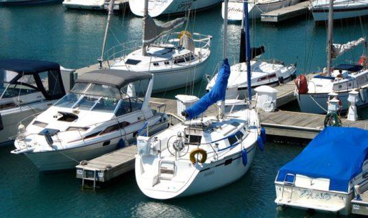 Πλήγμα για τον θαλάσσιο τουρισμό τα νέα τέλη σε όλα τα σκάφη αναψυχής
