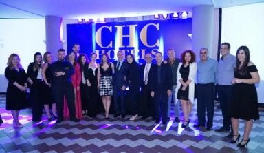 Γιορτή για τον τουρισμό η εκδήλωση για τα 12 χρόνια της CHC