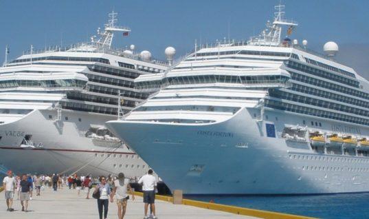 Εγκαίνια του Νέου Τερματικού Σταθμού Κρουαζιέρας στην προβλήτα IV – V στο λιμάνι του Ηρακλείου (Βίντεο)
