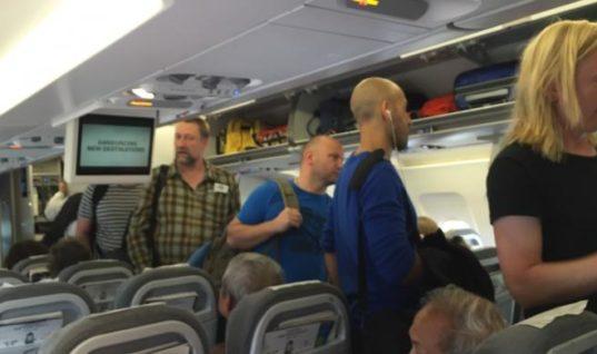 Αεροπορική εταιρεία θα ζυγίζει τους επιβάτες πριν την πτήση
