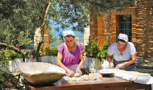 Εναλλακτικός τουρισμός στην Κρήτη
