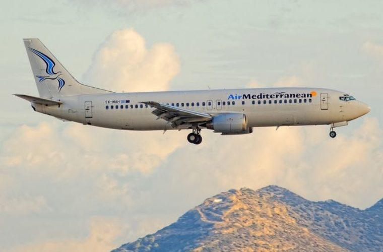 Air Mediterranean: Νέα ελληνική αεροπορική. Αυτοί είναι οι 6+1 προορισμοί που θα πετάει