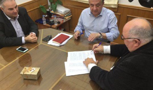 Σύμφωνο Συνεργασίας για να γίνει η Κρήτη προορισμός διεθνών κινηματογραφικών παραγωγών