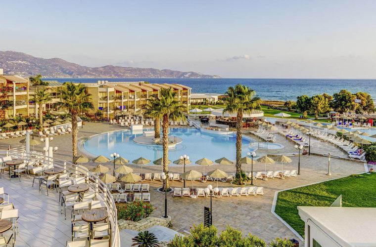 Πιστοποίηση του ξενοδοχείου TUI Magic Life Candia Maris με το πρότυπο «We do local».