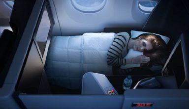 Αεροπορική σουίτα από την Delta Airlines-Αλλάζει το status στην business class