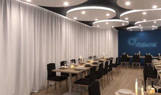 Το Παρίσι απέκτησε το πρώτο του «γυμνό εστιατόριο» -Οι πελάτες αφήνουν τα ρούχα στην είσοδο