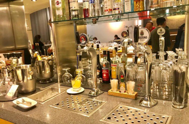 Στο lounge της Lufthansa «λάμπει» η ελληνική κουζίνα (pics)