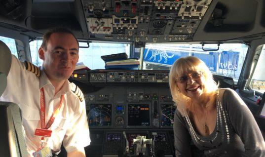 Η Κρητικιά ο πιλότος και ένα άδειο αεροπλάνο με προορισμό την Κρήτη