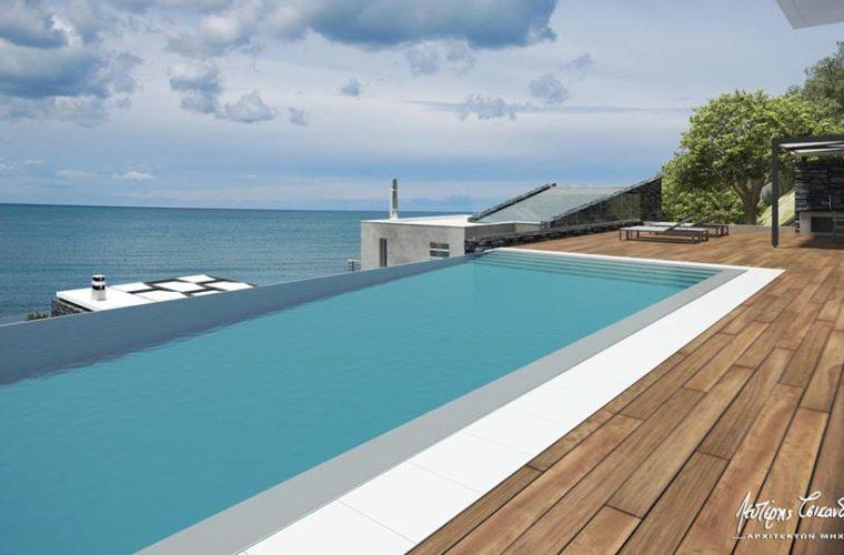 """Το Διεθνές Αρχιτεκτονικό γραφείο """"Λευτέρης Τσικανδηλάκης"""" βάζει τη δική του  «σφραγίδα» και στον σχεδιασμό ξενοδοχείων (Pics)"""