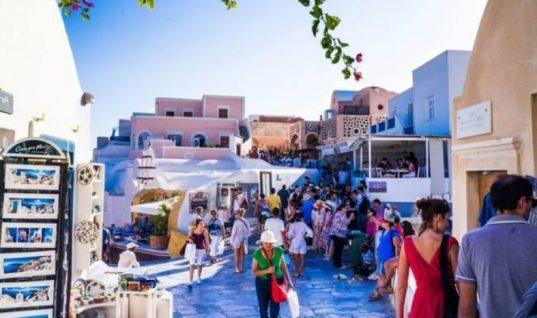 Πόσο εισέφεραν Γερμανοί, Γάλλοι και Βρετανοί στον Ελληνικό Τουρισμό το 2017