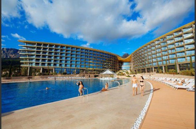 Αυτό είναι το καλύτερο ξενοδοχείο του κόσμου (pics & vid)