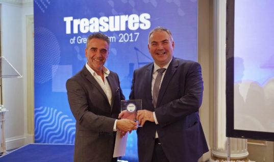 Βραβείο Αριστείας στη Περιφέρεια Κρήτη