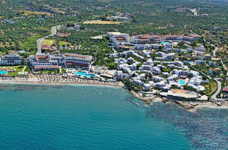 Βραβείο επιχειρηματικής αριστείας στον τουρισμό για το Creta Maris Beach (Pics)