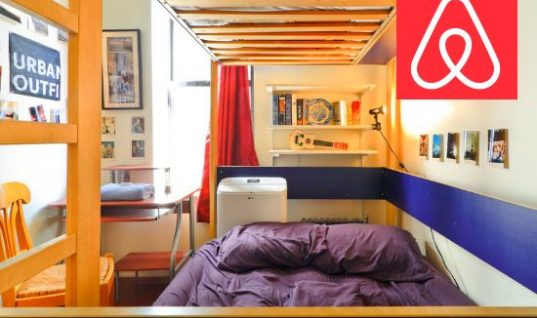 3 εκατομμύρια στα σπίτια της Airbnb την Πρωτοχρονιά