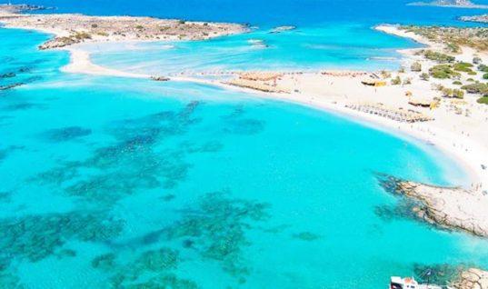 Ναυάγιο και Ελαφονήσι στις 50 ομορφότερες παραλίες του κόσμου (pics)