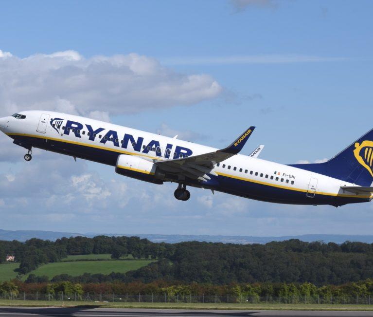 «Αναταράξεις» ενόψει Χριστουγέννων για την Ryanair