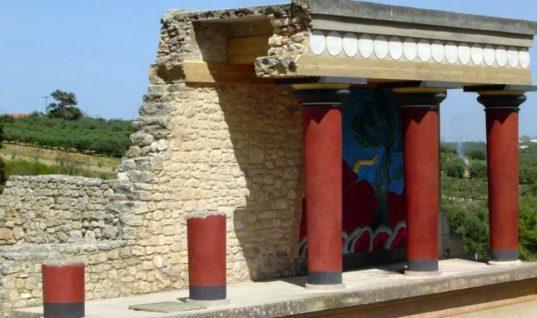 H μελέτη για τα Μινωικά Ανάκτορα και ο φάκελος για την UNESCO