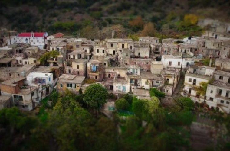 Καλάμι: Το χωριό της Κρήτης με τους οκτώ κατοίκους που διεκδικεί διεθνές βραβείο [βίντεο]
