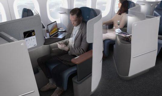 Η Lufthansa αποκαλύπτει τα πρώτα μυστικά της νέας Business Class