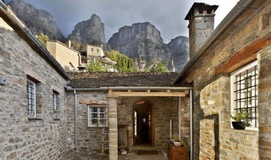 Το ξενοδοχείο του Κεντέρη στο Πάπιγκο ψηφίστηκε ως το καλύτερο ορεινό θέρετρο στη Νότια Ευρώπη [εικόνες]
