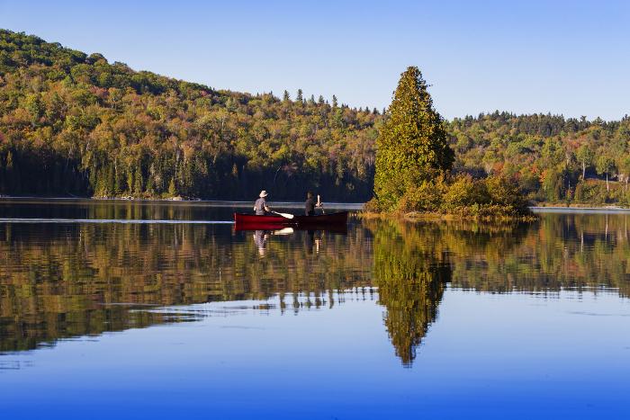 Το La Maurice National Park στον Καναδά