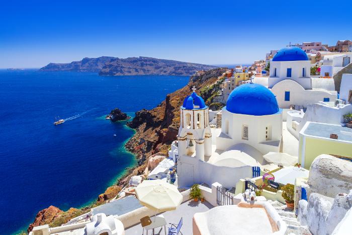Οι Κυκλάδες βρίσκονται στην 3η θέση στη λίστα για ήρεμες διακοπές.
