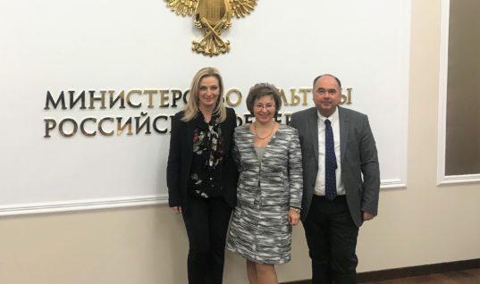 Σε εξέλιξη η κατάρτιση των επιχειρησιακών δράσεων Ελλάδας και Ρωσίας για το Έτος Τουρισμού Ελλάδας- Ρωσίας 2017-2018