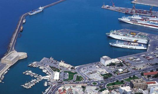 Αντίστροφη μέτρηση για την έγκριση του master plan για το λιμάνι Ηρακλείου (Βίντεο)