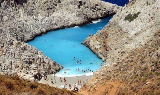 CNN: Στην κορυφή των τουριστικών προορισμών, παγκοσμίως, η Κρήτη!