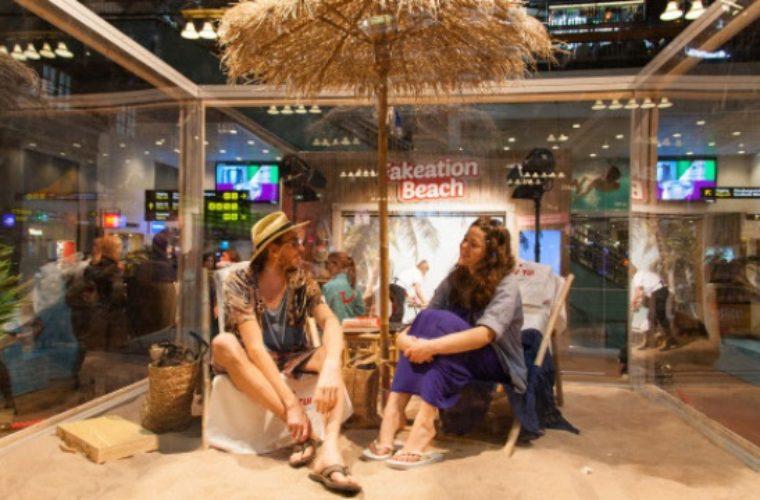 "H TUI ανοίγει την όρεξη των Σουηδών για ταξίδια με ""ψεύτικες διακοπές"""