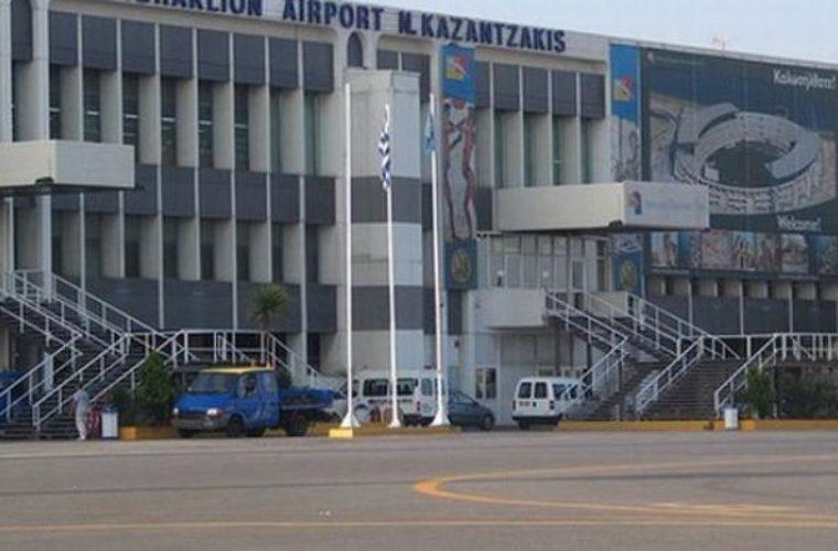 Απογειώθηκε και το Μάρτιο το Αεροδρόμιο Ηρακλείου.Αύξηση 694% !!!