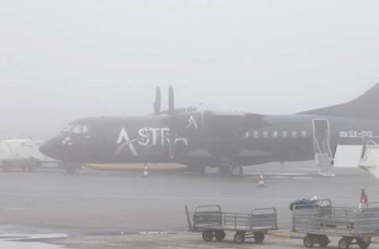 Αεροδρόμιο Μακεδονία: Ακυρώσεις πτήσεων λόγω των θυελλωδών ανέμων