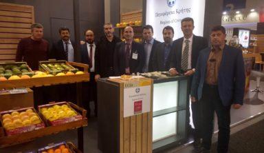 Επιτυχημένη προβολή από την Περιφέρεια Κρήτης των ποιοτικών προϊόντων