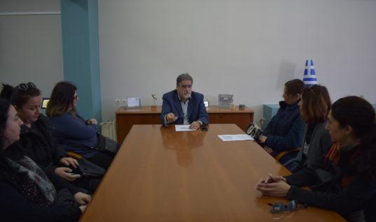 Το ζήτημα της εντοπιότητας έθεσαν φύλακες αρχαιολογικών χώρων στον Δήμαρχο Αγίου Νικολάου