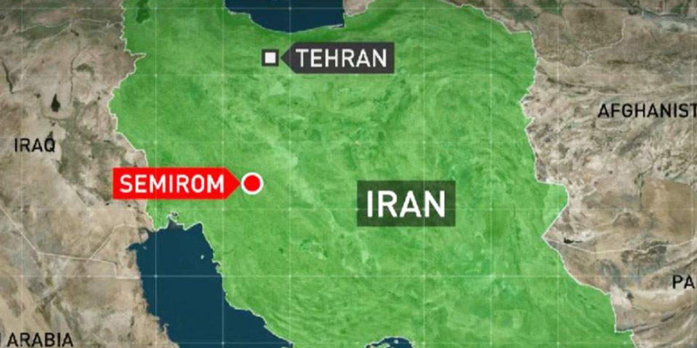 Αεροπορική τραγωδία στο Ιράν με 66 νεκρούς, ανάμεσά τους κι ένα παιδί (Βίντεο) – Από θαύμα σώθηκε ο Άκης Τσελέντης