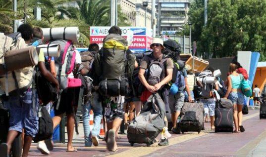 «Δαγκωτό» Ελλάδα ψηφίζουν οι Βέλγοι για διακοπές