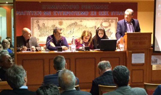 Στ. Αρναουτάκης: Ο χειμερινός τουρισμός χρειάζεται τη συνεργασία των θεσμικών φορέων